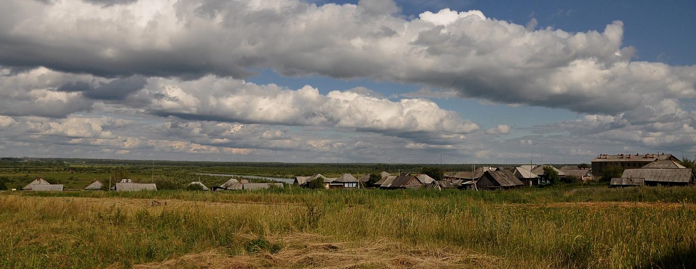 История нашего села